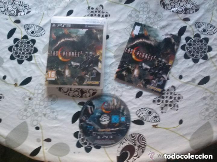 JUEGO PLAY 3 LOST PLANET 2 (Juguetes - Videojuegos y Consolas - Sony - PS3)