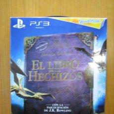 Videojuegos y Consolas: JUEGO PARA PS3. EL LIBRO DE LOS HECHIZOS. FALTA MANDO. MUY NUEVO. Lote 140497718