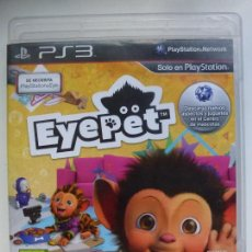 Videojuegos y Consolas: EYE PET PS3. Lote 140784446