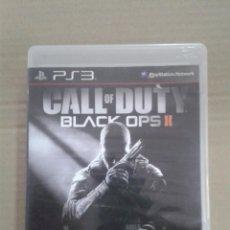Videojuegos y Consolas: CALL OF DUTY BLACK OPS II. PS3. Lote 140791462
