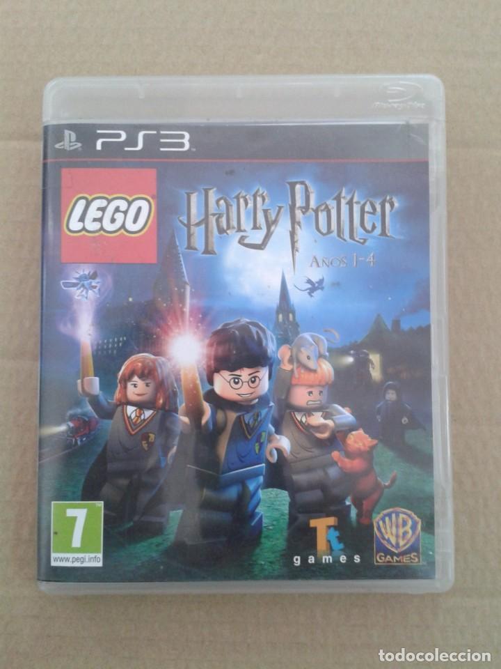 in de uitverkoop temperament schoenen ziet er goed uit schoenen te koop Lego Harry Potter (Años 1-4). PS3