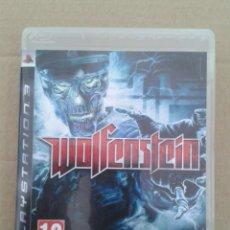 Videojuegos y Consolas: WOLFENSTEIN. PS3. Lote 141576642