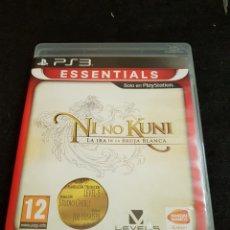 Videojuegos y Consolas: PS3 NI NO KUNI ESSENTIALS EDICION. Lote 141609196