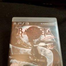 Videojuegos y Consolas: SONY PS3 BAYONETTA. Lote 141734884