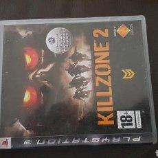 Videojuegos y Consolas: JUEGO PLAYSTATION 3 KILLZONE 2 PS3. Lote 141752946