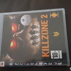 Videojuegos y Consolas: JUEGO ORIGINAL DE PLAYSTATION 3 KILLZONE 2 PS3. Lote 141754154