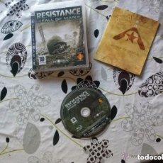 Videojuegos y Consolas: JUEGO PLAY 3 RESISTANCE FALL OF MAN. Lote 141764938