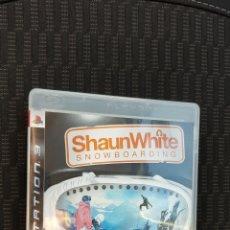 Videojuegos y Consolas: JUEGO ORIGINAL PLAYSTATION 3 SHAUN WHITE SNOWBOARDING PS3. Lote 141769362