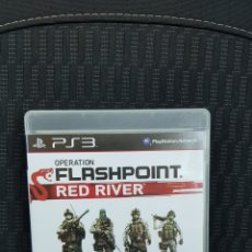 Videojuegos y Consolas: JUEGO PLAYSTATION OPERATION FLASHPOINT RED RICER PS3. Lote 142133912