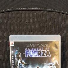 Videojuegos y Consolas: JUEGO PS3 STAR WARS EL PODER DE LA FUERZA PLAYSTATION 3. Lote 143135120