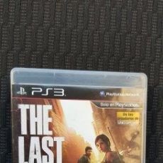 Videojuegos y Consolas: JUEGO PS3 THE LAST OF US PLAYSTATION 3 CON SUS INSTRUCCIONES EN EXCELENTE ESTADO.. Lote 143135416