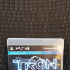 Videojuegos y Consolas: JUEGO PS3 TRON EVOLUTION DISNEY PLAYSTATION 3 EXCELENTE ESTADO. Lote 143135628