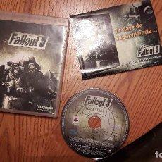 Videojuegos y Consolas: JUEGO PLAY 3 FALLOUT 3. Lote 143196050