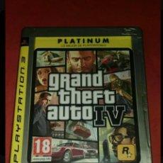 Videojuegos y Consolas: PS3 GRAND THEFT AUTO IV EDICIÓN PLATINUM.COMPLETO. Lote 144168416