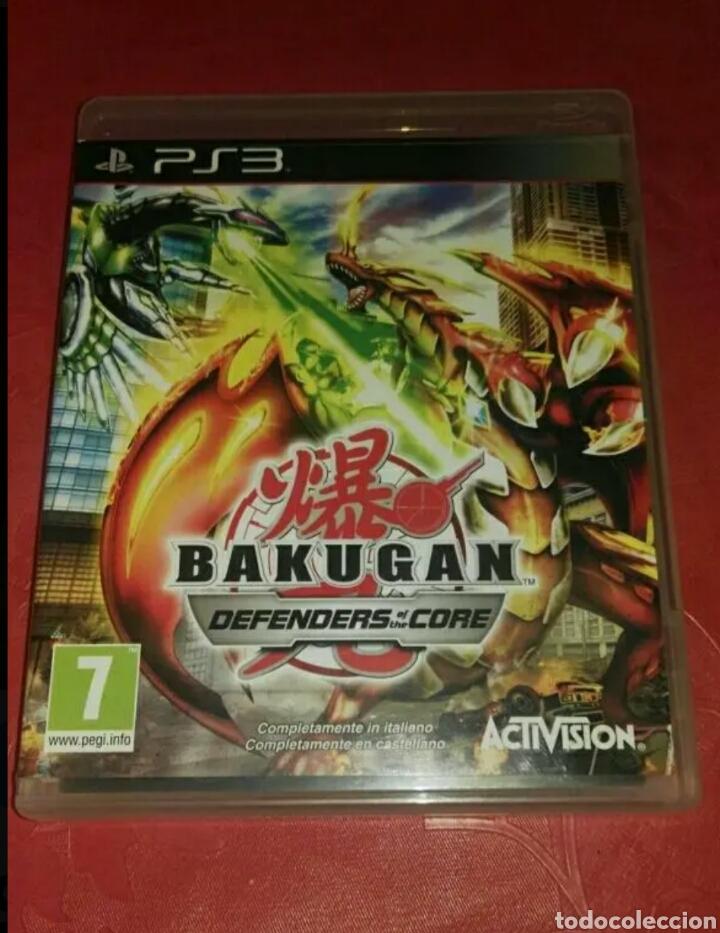 PS3 BAKUGAN TM : DEFENDERS OF THE CORE (Juguetes - Videojuegos y Consolas - Sony - PS3)