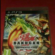Videojuegos y Consolas: PS3 BAKUGAN TM : DEFENDERS OF THE CORE. Lote 144168448