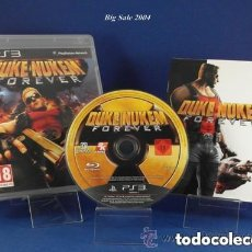 Videojuegos y Consolas: JUEGO PLAY 3 DUKE NUKEM FOREVER. Lote 144416298