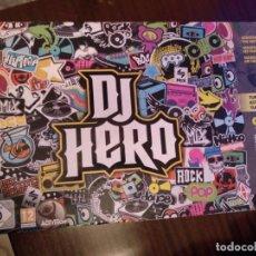 Videojuegos y Consolas: DJ HERO - CON MESA DE MEZCLAS + JUEGO PARA PS3. Lote 144737762