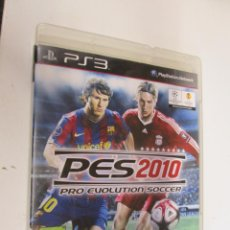 Videojuegos y Consolas: PES 2010 PS3. PRO EVOLUCIÓN SOCCER. COMPLETO. Lote 144909514