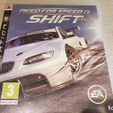 Videojuegos y Consolas: NEED FOR SPEED / SHIFT / PLAYSTATION 3 / COMPLETO CON INSTRUCCIONES.. Lote 144986626