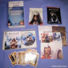 Videojuegos y Consolas: JUEGO PS3 ASSASSIN'S CREED LA HERMANDAD AUDITORE EDITION - COMPLETO - EDICION PAL ESPAÑA. Lote 145447450
