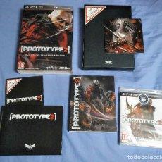 Videojuegos y Consolas: JUEGO PS3 PROTOTYPE 2 BLACKWATCH COLLECTOR´S EDITION - COMPLETO - EDICION PAL ESPAÑA. Lote 145447910