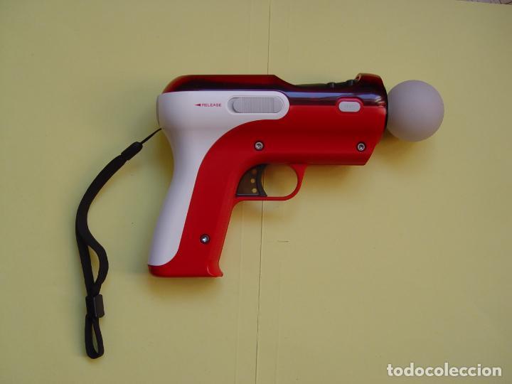 Videojuegos y Consolas: Pistola, mando move y juego (The shoot) PLAYSTATION 3 (2010) ¡Originales! - Foto 3 - 145484590