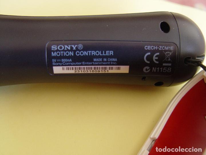 Videojuegos y Consolas: Pistola, mando move y juego (The shoot) PLAYSTATION 3 (2010) ¡Originales! - Foto 10 - 145484590