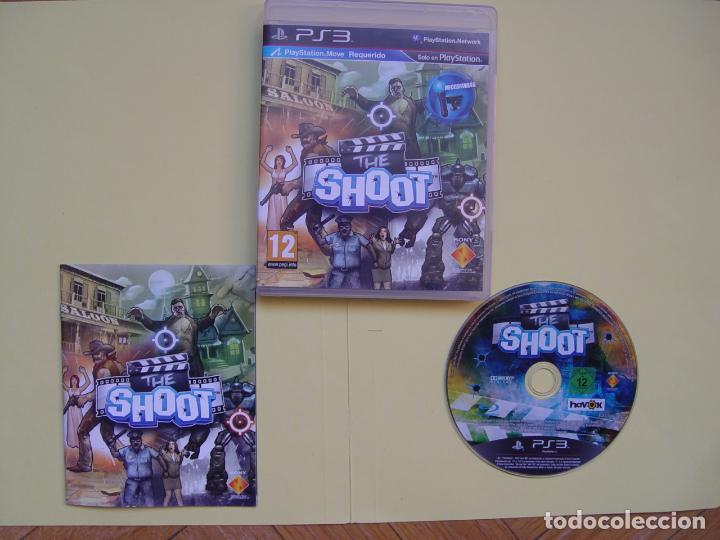 Videojuegos y Consolas: Pistola, mando move y juego (The shoot) PLAYSTATION 3 (2010) ¡Originales! - Foto 18 - 145484590