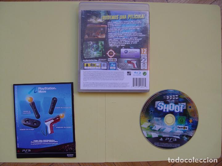 Videojuegos y Consolas: Pistola, mando move y juego (The shoot) PLAYSTATION 3 (2010) ¡Originales! - Foto 19 - 145484590