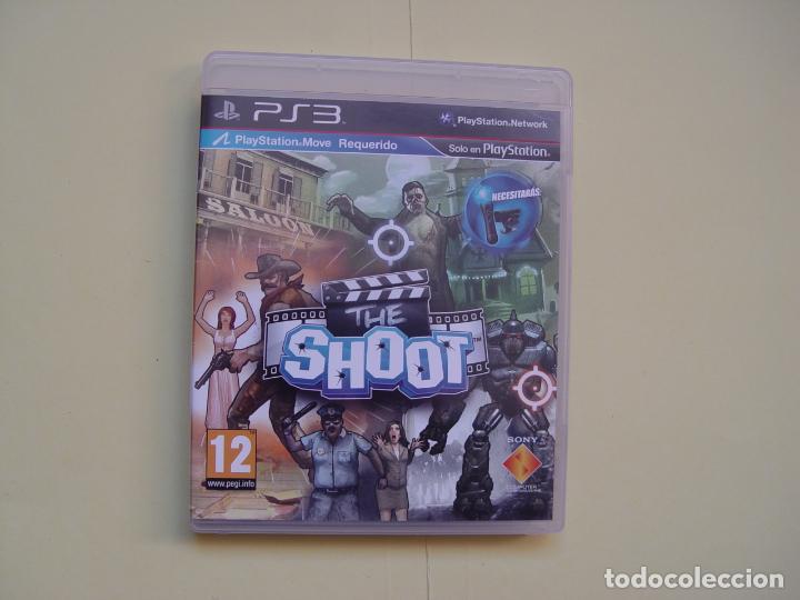 Videojuegos y Consolas: Pistola, mando move y juego (The shoot) PLAYSTATION 3 (2010) ¡Originales! - Foto 21 - 145484590