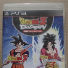 Videojuegos y Consolas: DRAGON BALL Z BUDOKAI HD COLLECTION. PS3. LEER DESCRIPCION. Lote 194708488
