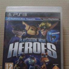 Videojuegos y Consolas: PLAYSTATION MOVE HEROES. PS3. Lote 145712250