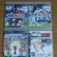 Videojuegos y Consolas: PS3. PRECIOSO LOTE DE 6 JUEGOS. Lote 146026606