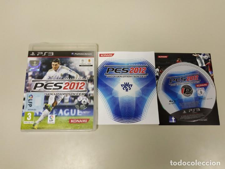 J- JUEGO PRO EVOLUTION SOCCER 2012 PS3 PAL (Juguetes - Videojuegos y Consolas - Sony - PS3)