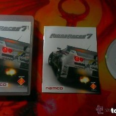 Videojuegos y Consolas: JUEGO PLAY 3 RIDGE RACER 7. Lote 146323030