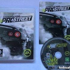 Videojuegos y Consolas: JUEGO PLAY 3 NEED FOR SPEED PRO STREET. Lote 146323054