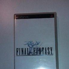 Videojuegos y Consolas: FINAL FANTASY. PSP COMPLETO. Lote 146771054