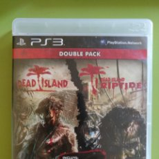 Videojuegos y Consolas: DEAD ISLAND DOUBLE PACK PS3. Lote 147081206