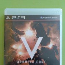 Videojuegos y Consolas - ARMORED CORE V PS3 - 147082786