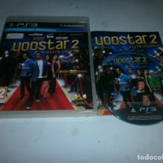 Videojuegos y Consolas: YOOSTAR 2 IN THE MOVIES PLAYSTATION 3 PAL ESPAÑA . Lote 147412770