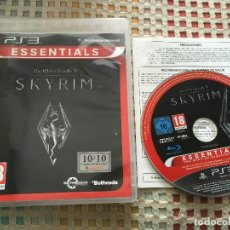 Videojuegos y Consolas: THE ELDER SCROLLS V SKYRIM 5 ESSENTIALS PS3 PLAYSTATION 3 PLAY STATION 3 KREATEN SPORT MOVE. Lote 147528750