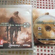 Videojuegos y Consolas: CALL OF DUTY MODERN WARFARE 2 COD PS3 PLAYSTATION 3 PLAY STATION 3 KREATEN . Lote 147770914