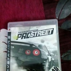 Videojuegos y Consolas: NEED FOR SPEED PROSTREET PS3. Lote 147771072