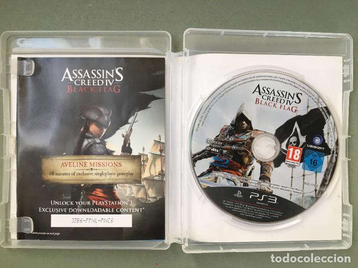 Videojuegos y Consolas: JUEGO ASSASSIN CREEDIV BLACK FLAG, EDICIÓN EXCLUSIVA PARA PS3, CON 60 MINUTOS DE JUEGO EXCLUSIVOS - Foto 2 - 147878406