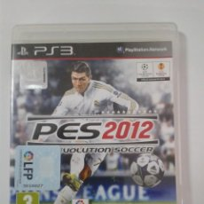 Videojuegos y Consolas: PES 2012. PS3. Lote 147917978