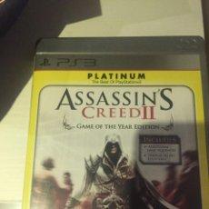 Videojuegos y Consolas: JUEGO ASSASSIN'S CREED II PLAYSTATION 3 PS3. Lote 148877382