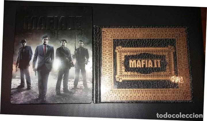 MAFIA II PARA PS3 CON LA BANDA SONORA, EN ESTUCHE DE METAL Y LIBRETO. PAL (Juguetes - Videojuegos y Consolas - Sony - PS3)