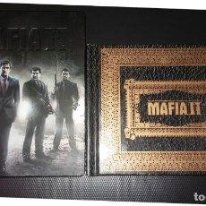 Videojuegos y Consolas: MAFIA II PARA PS3 CON LA BANDA SONORA, EN ESTUCHE DE METAL Y LIBRETO. PAL. Lote 149235438