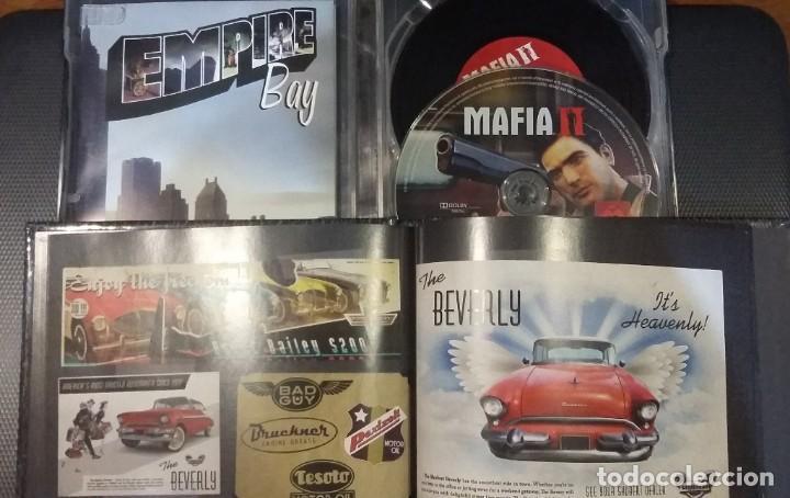 Videojuegos y Consolas: MAFIA II Para PS3 Con la Banda sonora, en Estuche de metal y libreto. PAL - Foto 3 - 149235438